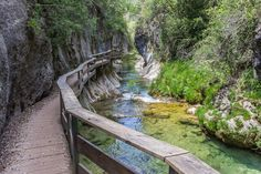 Discover how to get to and when to visit the Natural Park of Sierras de Cazorla, Segura y Las Villas in province of Jaen. Places In Spain, Places To See, Wonderful Places, Beautiful Places, Magic Places, Spain Holidays, Madrid Barcelona, Spain And Portugal, Adventure Is Out There