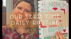 OUR TERM TIME DAILY ROUTINE | UK FAMILY OF 7
