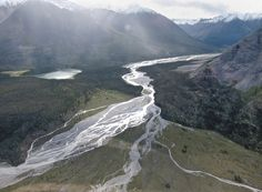 Rivers of the Peel watershed in the Mackenzie Mountains. Photo by Alex Hutchinson for The New York Times
