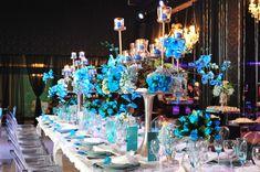 festa de 15 anos azul turquesa - Pesquisa Google