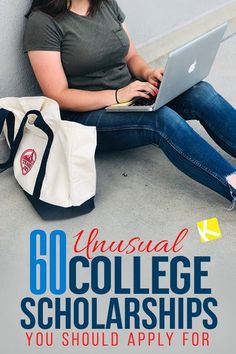 Most college scholarships are aimed at students with superb grades or stellar athleticism. But these college scholarships aren't based on either of those. The goal is to get your kids through colle... Apply For College, Grants For College, Financial Aid For College, College Planning, College Hacks, Education College, Money For College, Grants For School, College Ready