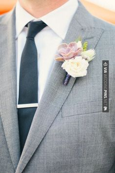 Sweet - gray for the groomsmen | CHECK OUT MORE IDEAS AT WEDDINGPINS.NET | #weddings #weddingplanning #coolideas #events #forweddings #weddingplaces #romance #beauty #planners #weddingdestinations #travel #romanticplaces #eventplanners #weddingdress #weddingcake #brides #grooms #weddinginvitations