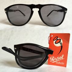 78825b4643d Persol Ratti 806 with Neophan lenses Vintage Sunglasses