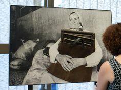 Orna Ben-Ami - Israeli artist sheds light on refugees' plight in UN exhibition