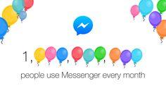Facebook Messenger feiert 1 Milliarde Nutzer weltweit -Telefontarifrechner.de News