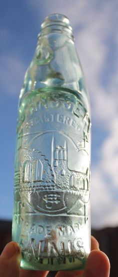 C.J.Hasset Ennis Irish Codd neck bottle | eBay