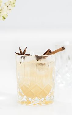 Cocktail: Winter Gin & Tonic