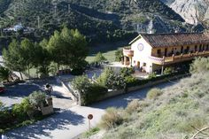 LA GARGANTA  Complejo Turístico Rural  Bda. El Chorro  29552 Álora, Málaga  Spain    Tel: 952 49 50 00  Fax: 952 49 52 98  info@lagarganta.com    http://www.lagarganta.com