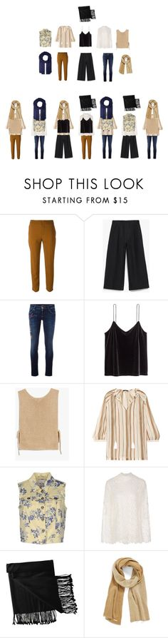 """""""Hijab Capsule for A Week"""" by eriaekaw on Polyvore featuring Lanvin, Margaret Howell, Philipp Plein, H&M, Raoul, SH Collection, macgraw, New Directions, MICHAEL Michael Kors and Calvin Klein"""