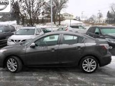 Get an inside and out look at this loaded 2011 #Mazda Mazda3 at Kline Nissan in Maplewood, MN. #preowned #newcar #vehicle