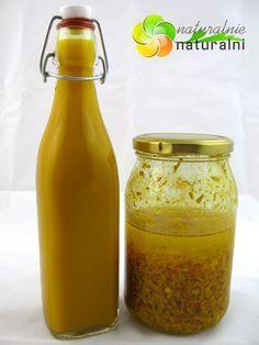 naturalny antybiotyk przepis jak zrobic przykotowac skladniki kurkuma imbir chrzan czosnek chili ocet jablkowy naturalnienaturalni
