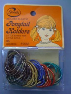 Pony-Tail bands