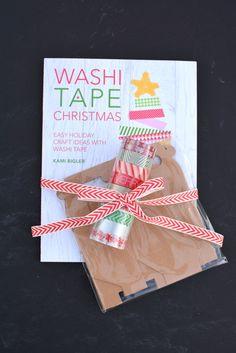Washi Tape Christmas: The Book