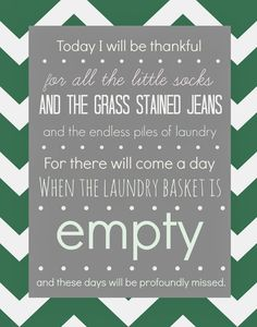 FREE Laundry Room Printable {that might make your eyes well up with tears} - Designer Trapped in a Lawyer's Body