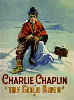 Directed by Charles Chaplin.  With Charles Chaplin, Mack Swain, Tom Murray, Henry Bergman. The Tramp goes to the Klondike in search of gold and finds it and more.