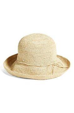HELEN KAMINSKI Designer  9 Villa  Raffia Straw Hat 6b3efc18fe27