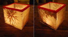 Porta velas, #veladora hecha con tapas de CD. Reciclaje - Reciclar