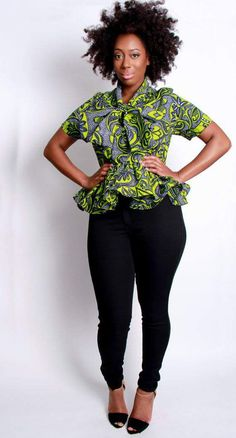 Our love for Ankara print will know no bound as long as stunning Ankara styles keep hitting fashion streets everyday.