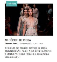 .LP Consultoria: Startup Weekend Fashion & Tech