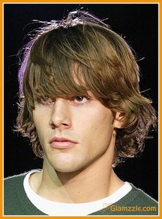 Adorable Long Layered Hairstyle For Teenage Boys