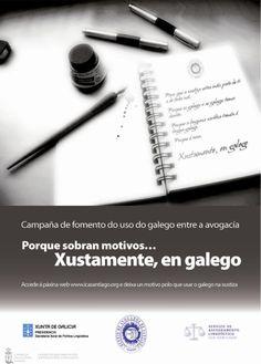 [Servizo de Asesoramento Lingüistico do Colexio de Avogados de Santiago de Compostela, 2008] Nail, Santiago De Compostela, Poster