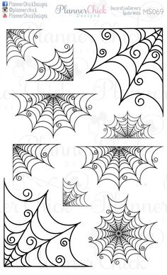 Great for decorating Halloween week! Halloween Projects, Diy Halloween Decorations, Halloween 2020, Holidays Halloween, Halloween Crafts, Cute Halloween Drawings, Halloween Templates, Halloween Books, Wire Crafts