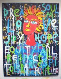 Artist Marlène Ehrhard_street art Paris
