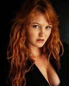Natural redhead Amateur