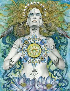 Mandala.  feeling is healing!!!!