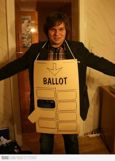 Costume lvl: How I met your Mother