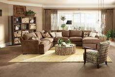 Shop living room furniture sets from Arhaus. Create a customized look with our luxurious sofa, chairs, recliners, coffee tables, and more. Living Room Furniture, Home Furniture, Furniture Sets, Living Room Decor, Living Rooms, Family Rooms, Living Spaces, Lounge Design, Luxury Sofa