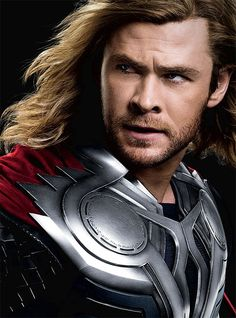 Chris Hemsworth (Thor) <3