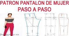Aprende a hacer EDREDONES o CUBRE CAMA (con vídeo incluido) - CURSO DE COSTURA Pajama Pants, Pajamas, Ideas, Fashion, Sewing Blogs, Sewing Patterns Free, Patron Couture, Sewing Pants, Dresses Of Girls