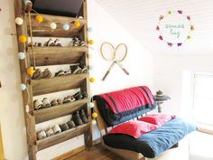 Shoe Rack, Home, Lanterns, Balconies, Lights, Shoe Racks, Ad Home, Homes, Haus