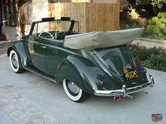 1954 Cabriolet.                        Ahhhhh..... beautiful (sigh)