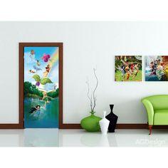 Foto tapete Vile i cvijeće 02 - Fototapeta. Disney Wall Murals, Disney Rooms, Finding Nemo, Elsa Frozen, The Little Mermaid, Kids Bedroom, Fairy Tales, Planter Pots, Gallery Wall