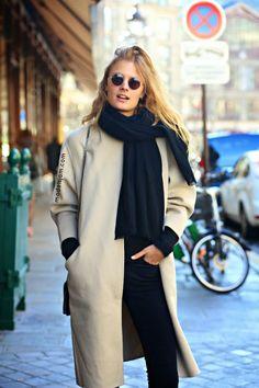 Constance Jablonski, Paris, March 2015