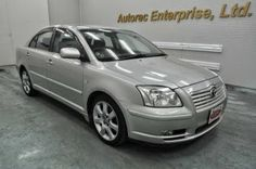 Japanese vehicles to the world: 2005 Toyota Avensis LI for Tanzania to Dar es sala...