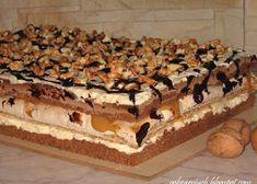 Ciasto bajeczne - Obżarciuch Tiramisu, Ale, Bakery, Recipies, Cheesecake, Food And Drink, Cooking Recipes, Favorite Recipes, Sweets