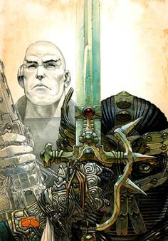 Jodorowsky's Dune, concept by Moebius.