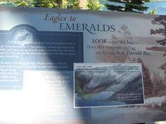 Emerald Lake, Lake Tahoe Emerald Lake, Lake Tahoe, Spaces