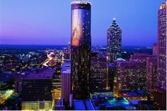 The Westin Peachtree Plaza - one of the official Coverings 2013 hotels - visit www.coverings.com to book your rooms today.