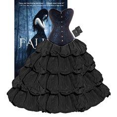 """""""Fallen/Lauren Kate."""" by whendarknessturnstolight on Polyvore"""