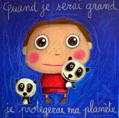 Isabelle Kessedjian : Quand je serai grand...
