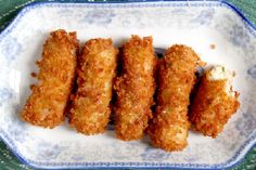 """These croquettes are delicious served with a simple rocket salad and lemon wedges. Ideal for a shared meal with friends on a winter weekend! Makes around 30 INGREDIENTS 200g Lewis Road Creamery salted butter 1 brown onion, finely chopped 3 ½ cups plain flour 3 cups milk 300g tinned tuna... <a href=""""http://www.farrofresh.co.nz/tuna-croquettes/"""">Read More →</a>"""