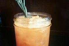 Pumpkin Old-Fashioned Cocktail from Finch at The Boxer - Photo Courtesy: © Finch at The Boxer