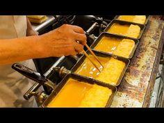 Japan Street Food, Thai Street Food, Indian Street Food, Omelette, Egg Recipes, Asian Recipes, Brunch, Vietnamese Dessert, Philippines Food