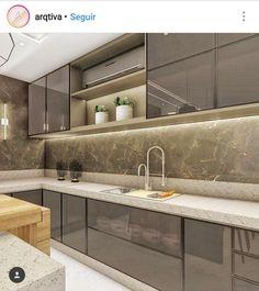 Simple yet modern kitchen desi