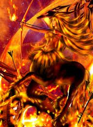Image result for sagittarius fire sign