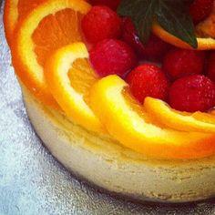 Si SI... Ancora cheesecake!!! #cheesecake #frutta #dolci #estate #philadelphia #foodoftheday